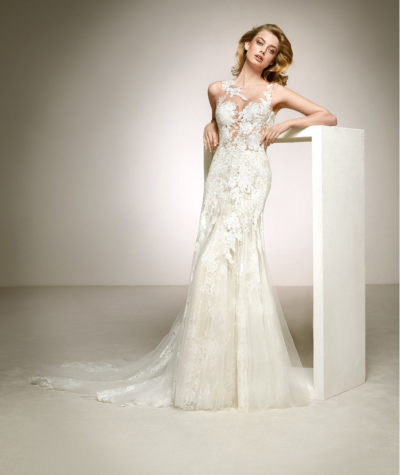 Dalia wedding dress