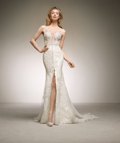 Dauco wedding dress