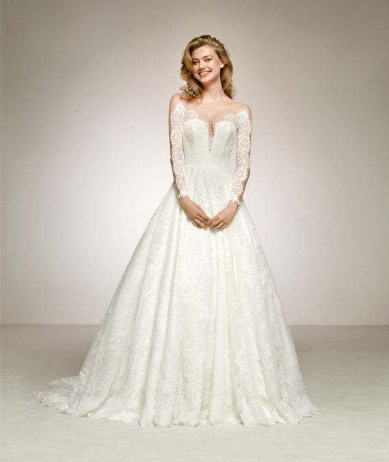 Digna wedding dress