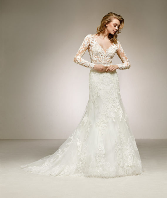 Dilia wedding dress