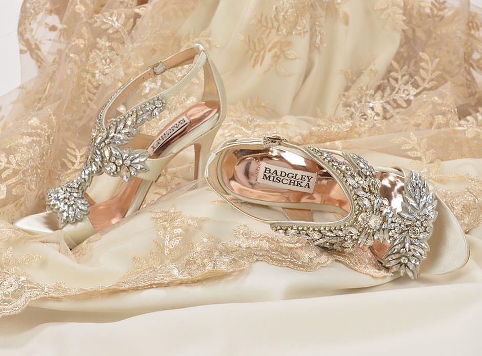 vestuviniai bateliai badgley mischka