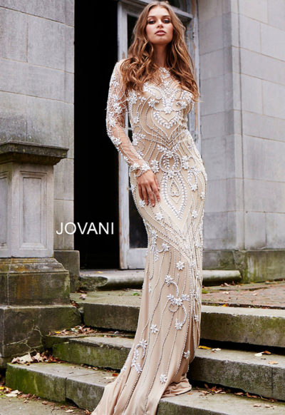 Evening Dress Jovani 59897A
