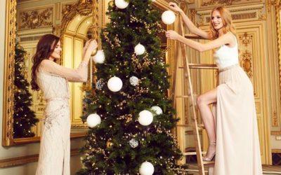Proginės suknelės Naujametiniam vakarui