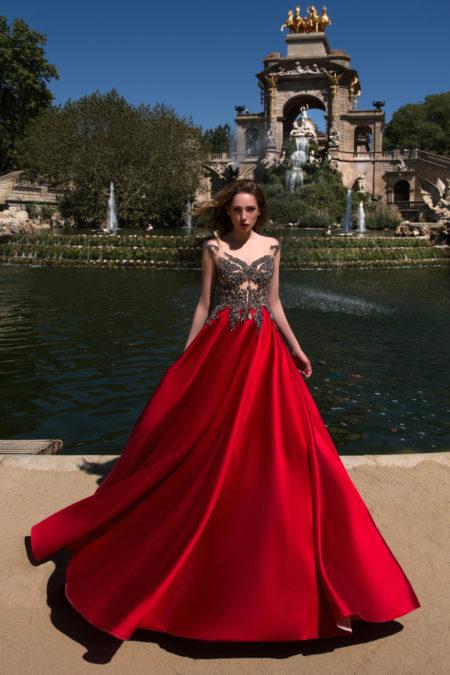 Daria Karlozi платье Blanco