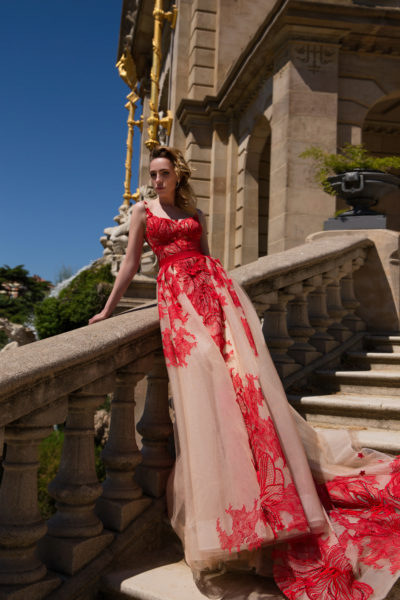 Daria Karlozi evening dress