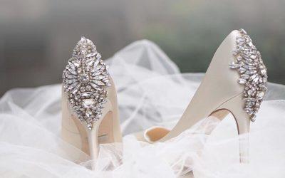 Vestuviniai bateliai: kaip išsirinkti?