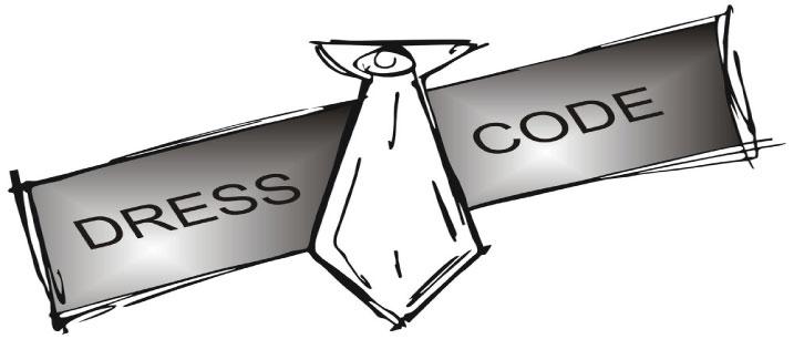 Aprangos kodas: kokios rūšys ir ką būtina žinoti?