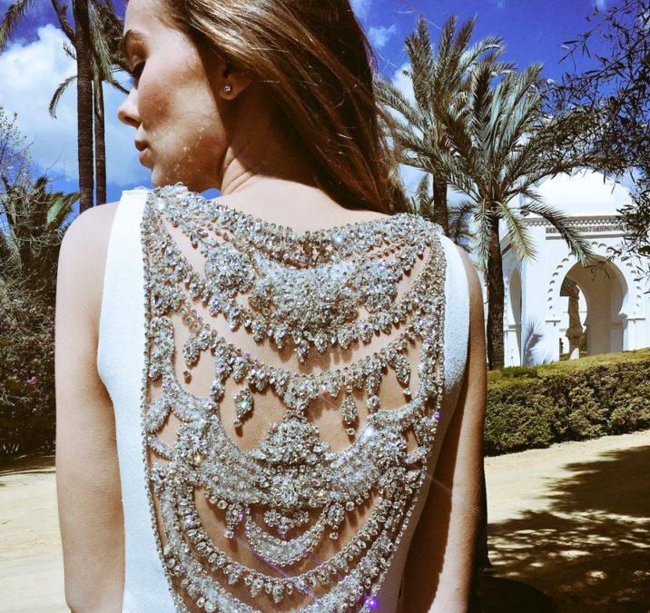 Vestuvinės suknelės: kuomet dizainas nugaroje svarbesnis, nei iškirptė priekyje
