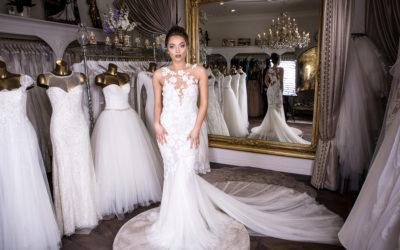PRONOVIAS – tai daugiau nei vestuvinė suknelė, tai – istorija