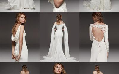 Atraskite PRONOVIAS ir Atelier PRONOVIAS 2019 prieš vestuvinių suknelių kolekcijas