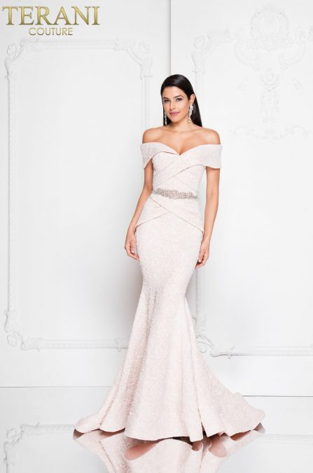 Bечернее платье Terani Couture 1813M6703