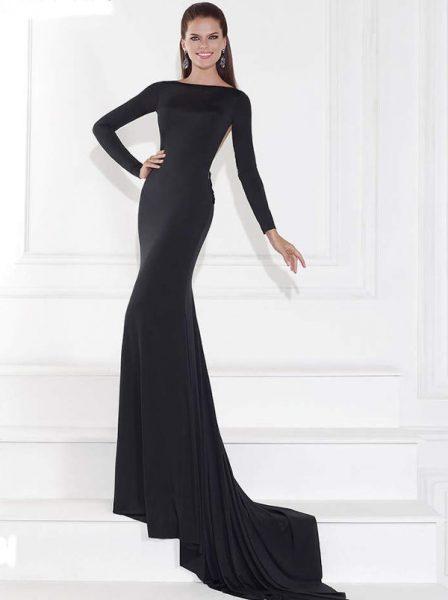 Tarik Ediz vakarinė suknelė 92594