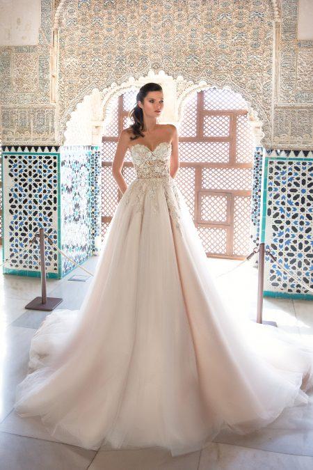 GA 12-18 vestuvinė suknelė