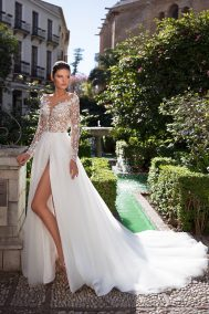 GA 20-18 wedding dress
