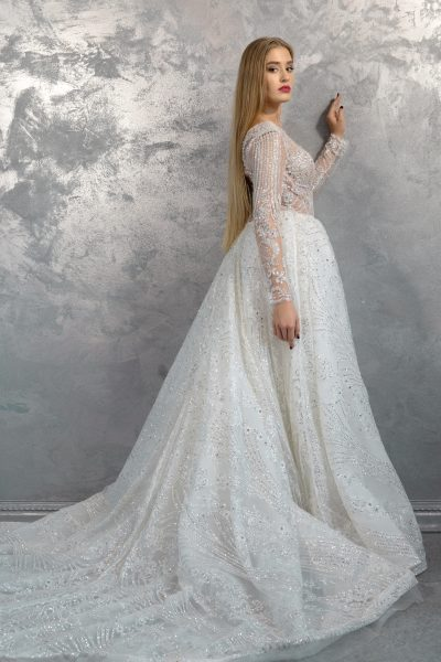 NS HC-13 wedding dress