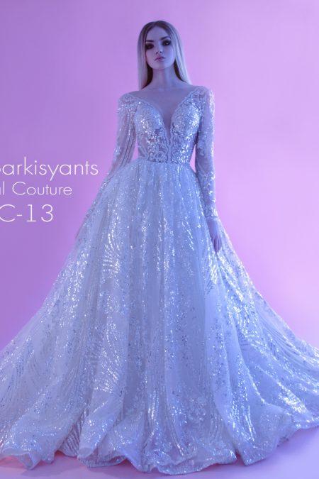 NS HC-13 vestuvinė suknelė