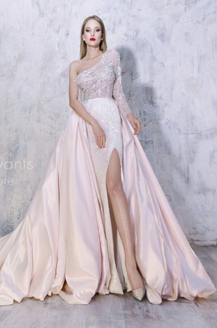 NS E-01 wedding dress