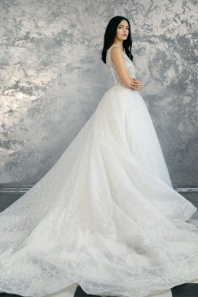 NS SS-11 wedding dress