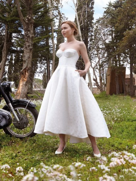 Chile wedding dress