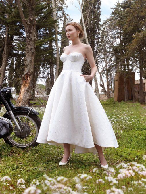 Chile vestuvinė suknelė
