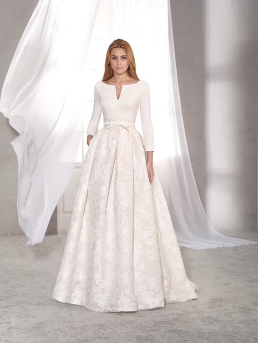 Acacia wedding dress