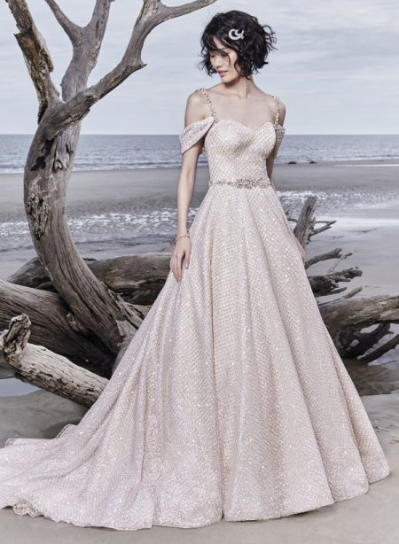 Magdalyn wedding dress