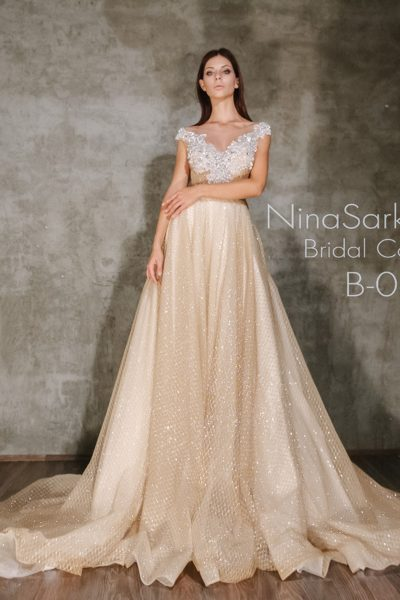 NS B-06 wedding dress