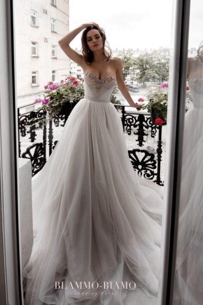 Nora vestuvinė suknelė