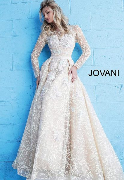 Evening dress Jovani 62701