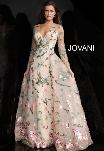 Evening dress Jovani 66166