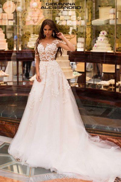 Donata vestuvinė suknelė