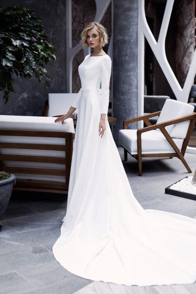 Puro vestuvinė suknelė