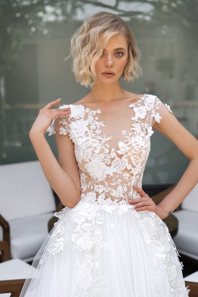 Primavera vestuvinė suknelė