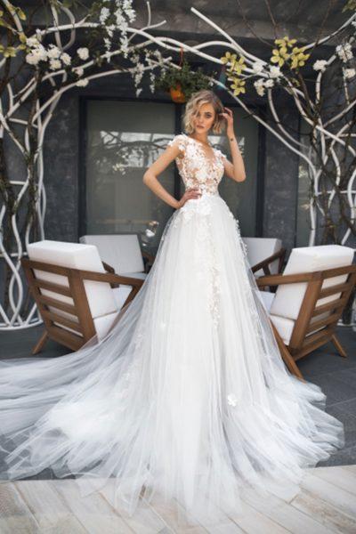 Primavera wedding dress