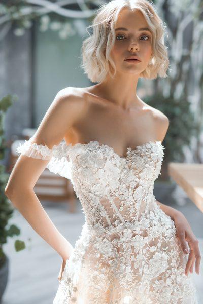 Flirtare vestuvinė suknelė