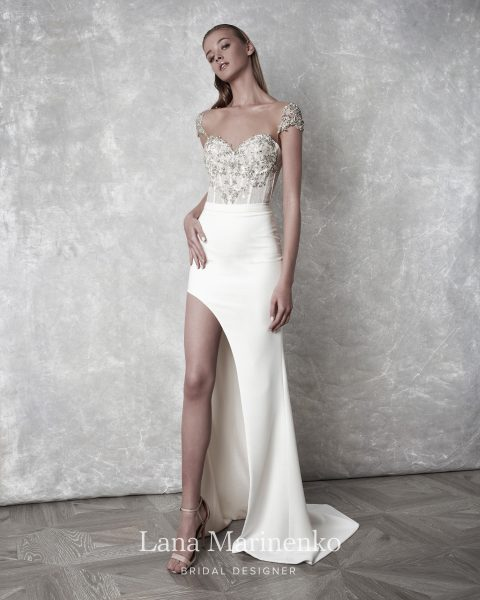 Magnolia vestuvinė suknelė