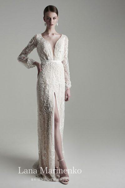 Bahamas vestuvinė suknelė