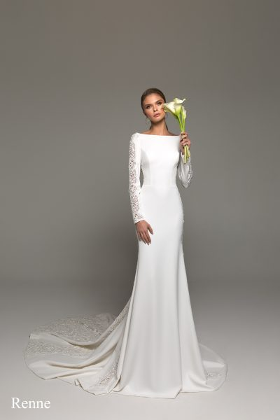 Renne vestuvinė suknelė