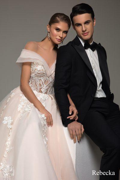 Rebecka vestuvinė suknelė