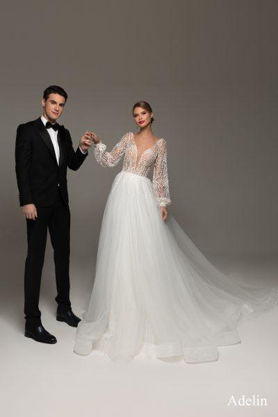 Adelin vestuvinė suknelė