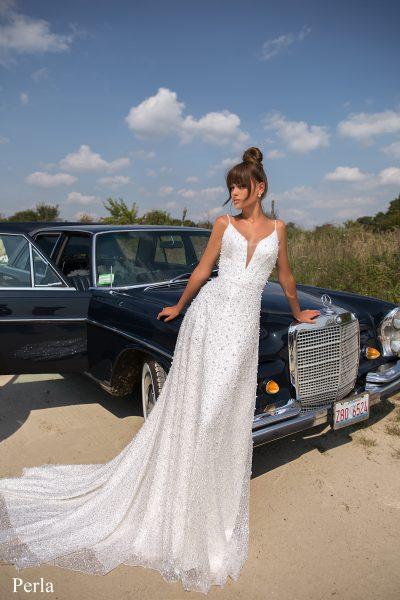Perla vestuvinė suknelė
