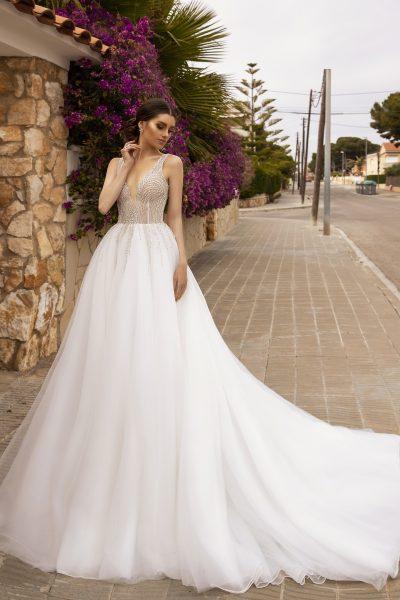 Amity vestuvinė suknelė