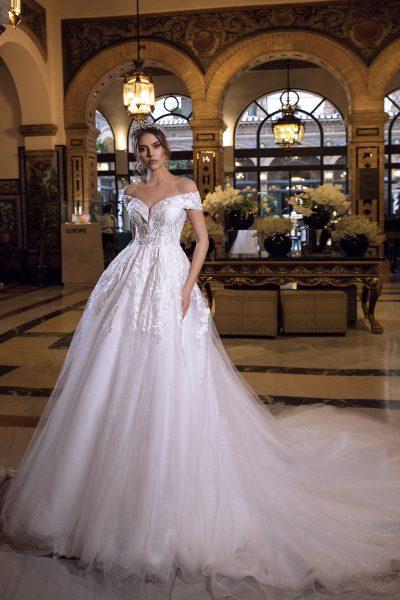 Clarissa vestuvinė suknelė