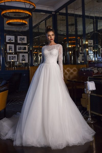 Hillary vestuvinė suknelė