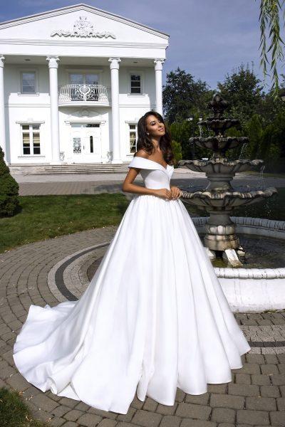 Nancy vestuvinė suknelė
