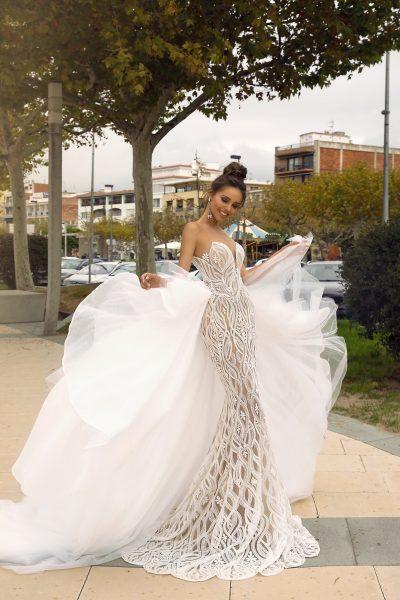 Venera vestuvinė suknelė