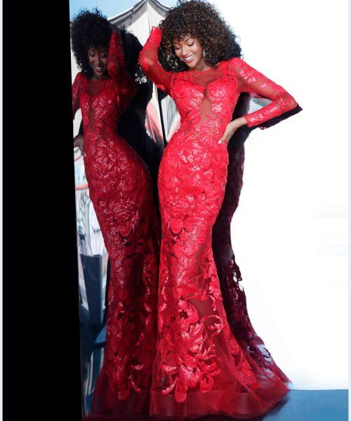 Proginė suknelė Jovani 60285