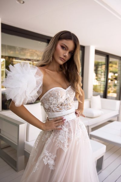 Colette wedding dress