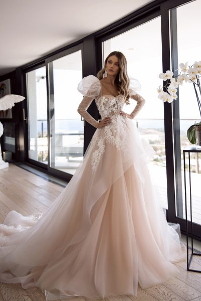 Diva wedding dress