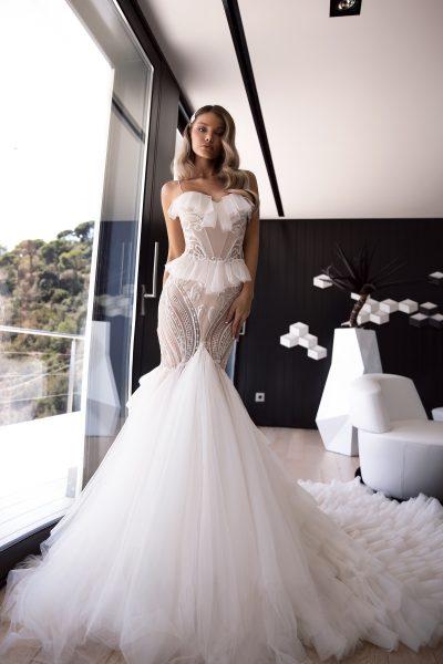 Fernanda vestuvinė suknelė